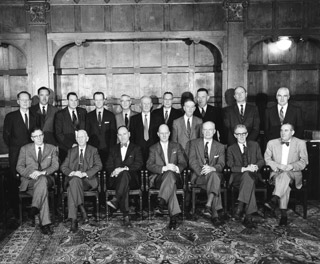 AIP Governing Board 1957