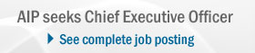 AIP seeks Chief Executive Officer