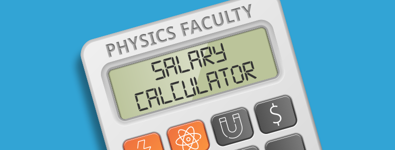 Find physicist salaries | American Institute of Physics
