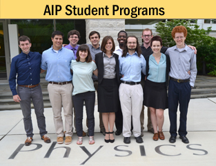 AIP Student Programs