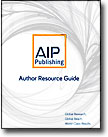 AIP Publishing Author User Guide