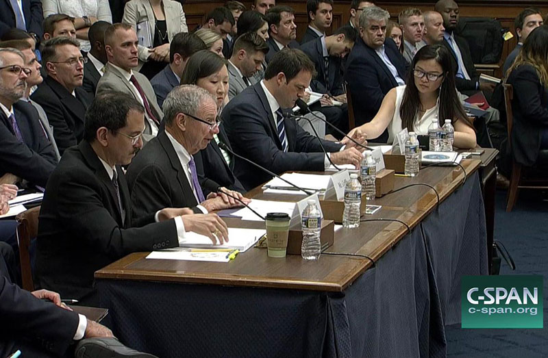 Military Technology Transfer Hearing Panel