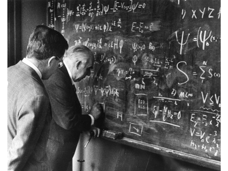 Niels and Aage Bohr