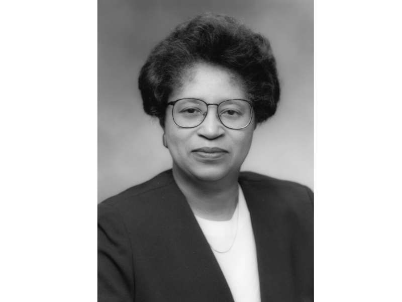 Portrait of Shirley Ann Jackson