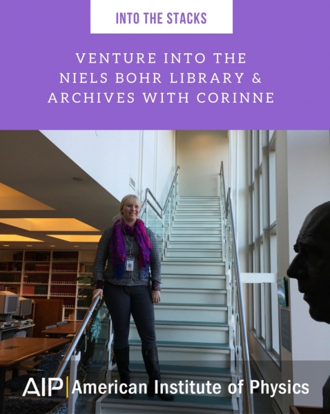 Into the Stacks - Corinne's month in review