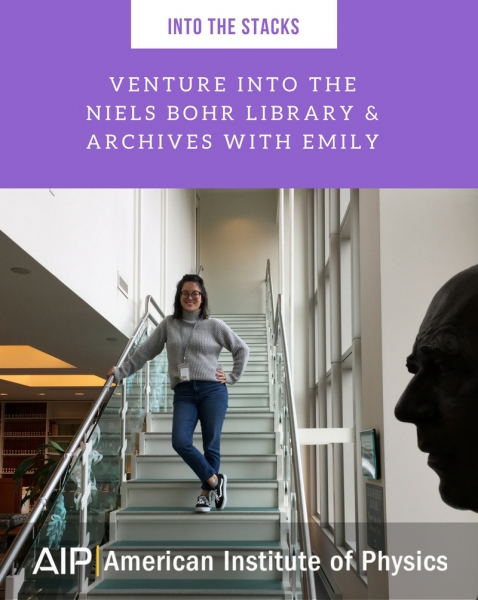 Into the Stacks - Emily's month in review