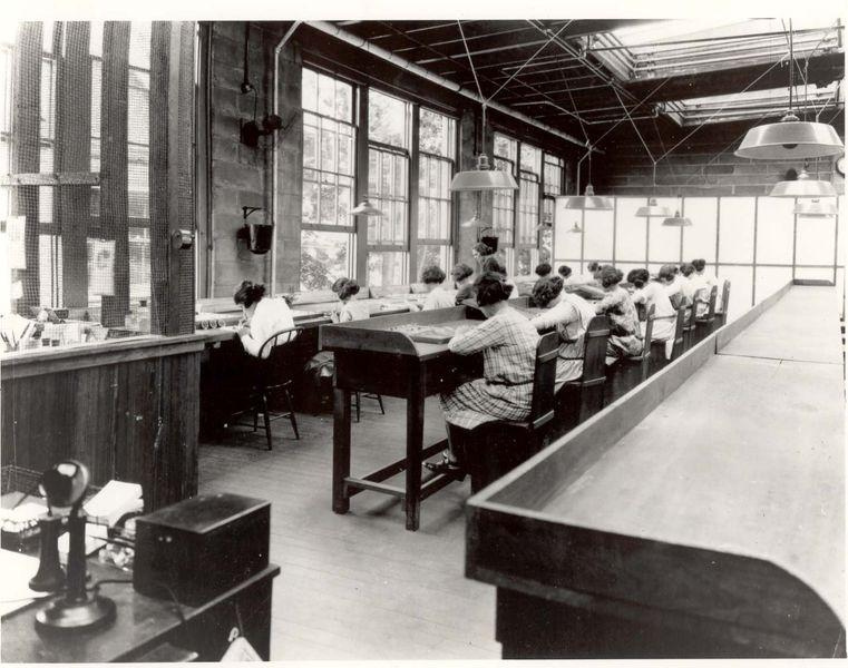 US Radium Corporation, East Orange, New Jersey