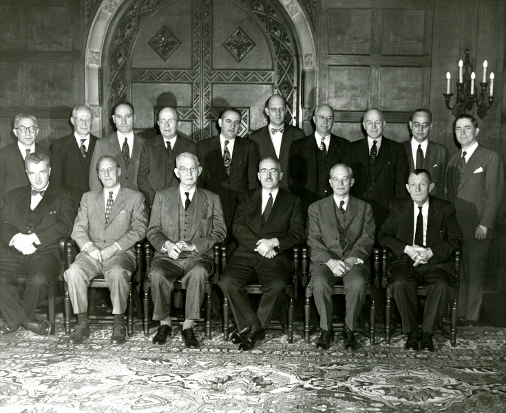 1952 Governing Board.