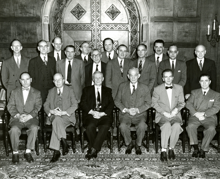 1953 Governing Board.