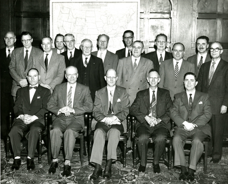 1955 Governing Board.