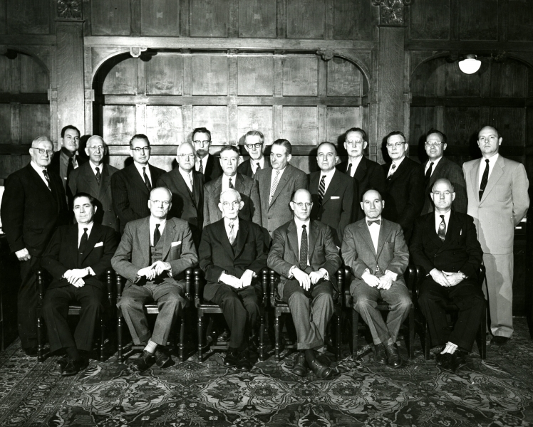1956 Governing Board.