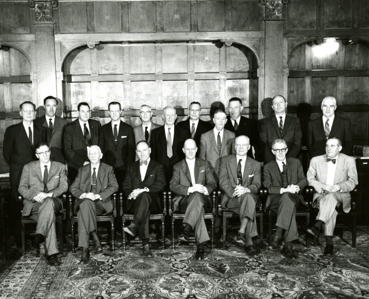 1957 Governing Board.