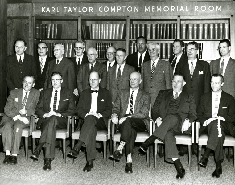 1958 Governing Board.