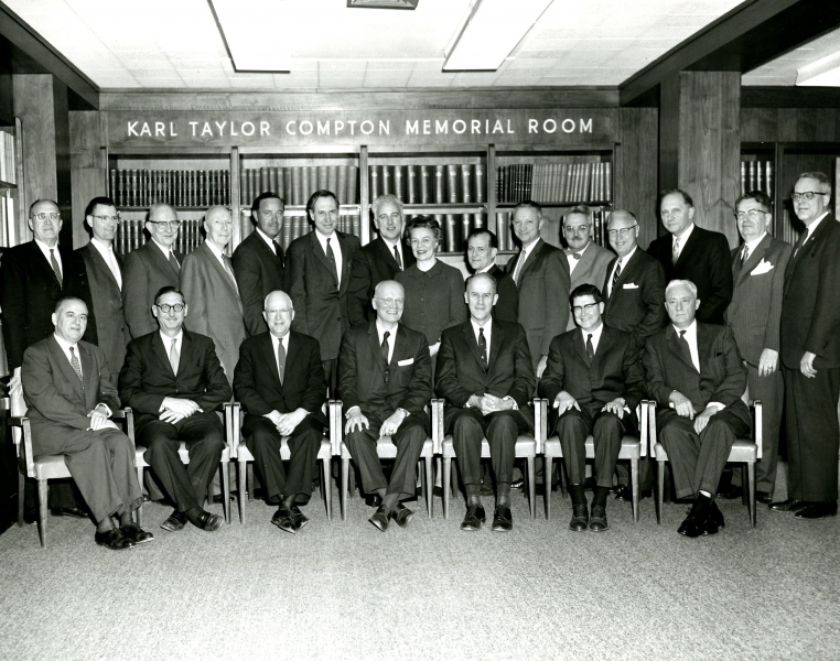 1961 Governing Board.