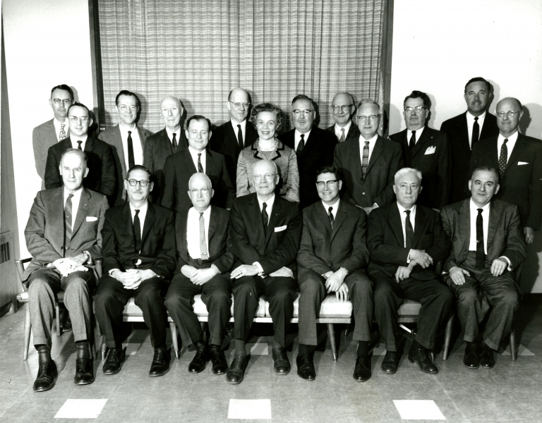 1962 Governing Board.