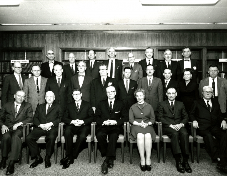 1964 Governing Board.