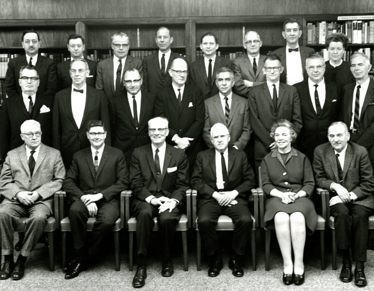 1965 Governing Board.
