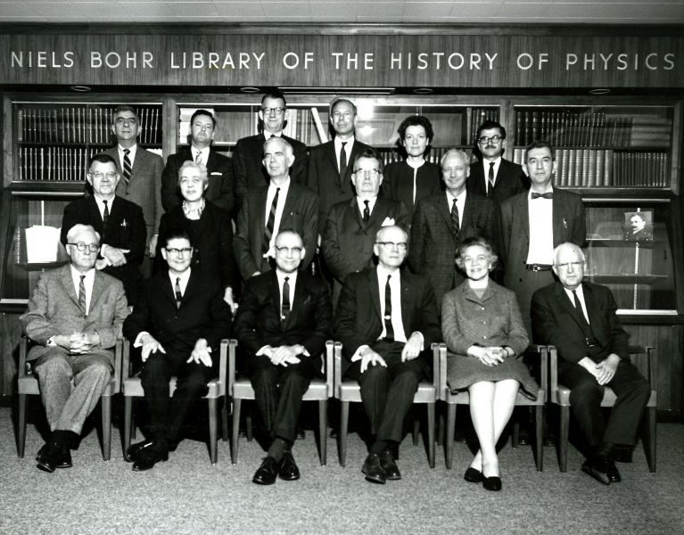 1966 Governing Board.