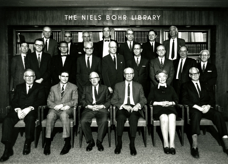 1969 Governing Board.