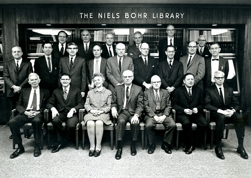 1970 Governing Board.