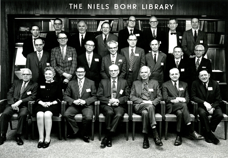 1971 Governing Board.