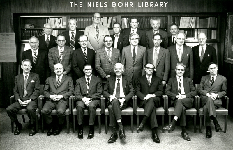 1972 Governing Board.
