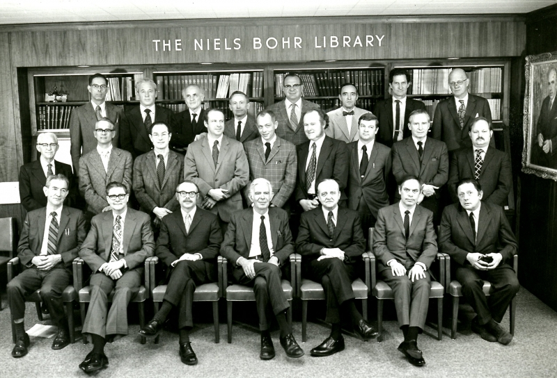 1973 Governing Board.