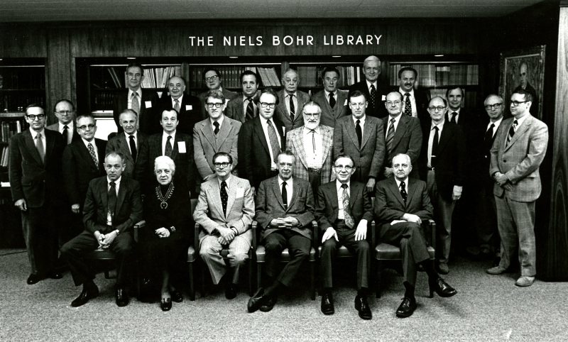 1977 Governing Board.
