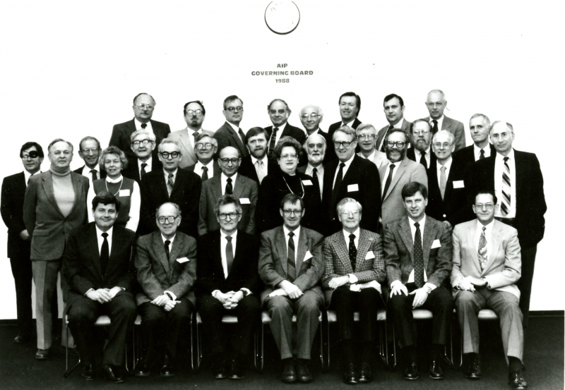 1988 Governing Board.