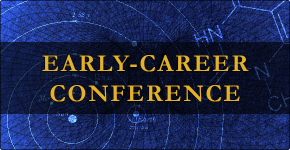Early Career Conference Header