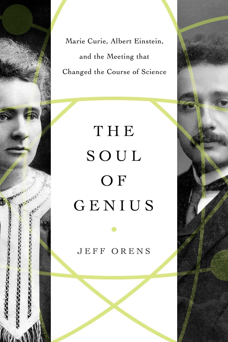 Book cover for The Soul of Genius