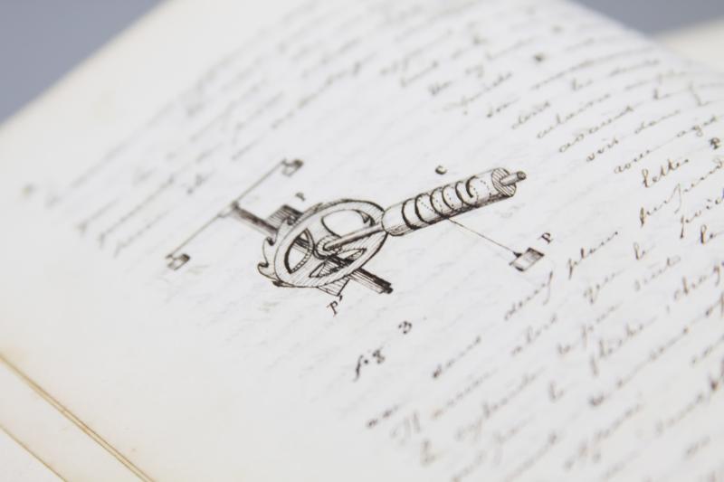 Delaunay's Cours D'Astronomie illustration