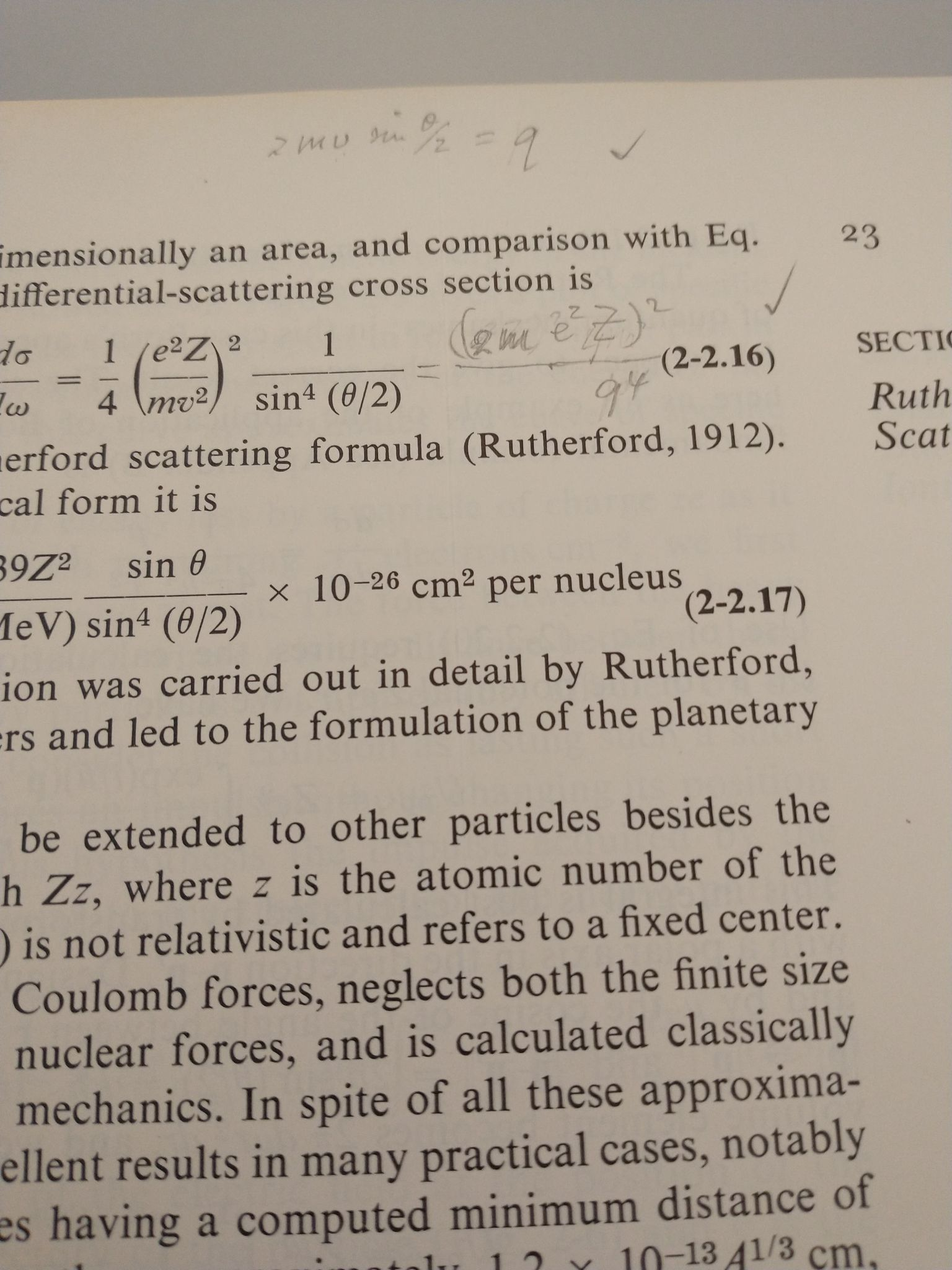 Page 23 addition to equation.