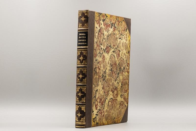 Johan Gauss, Theoria Motus Corporum Coelestium: 1809