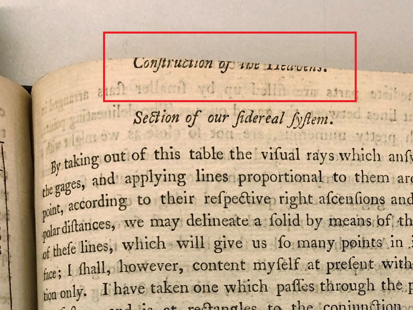 Philosophical Transactions of the Royal Society of London 1785, vol. 75 shaved top edge