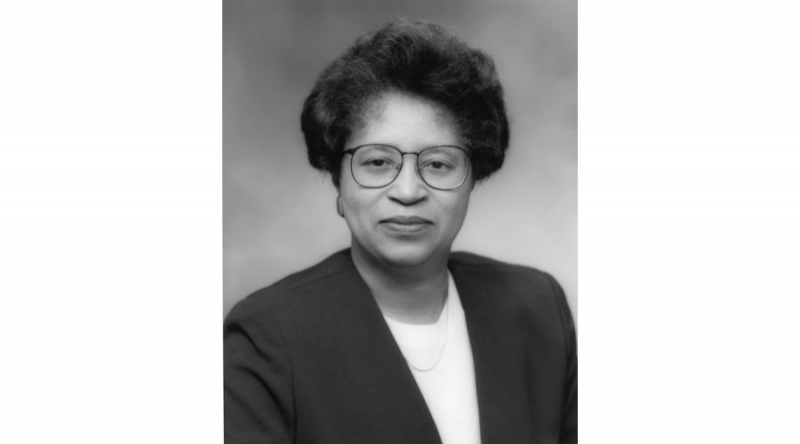 Portrait of Dr. Shirley Jackson.