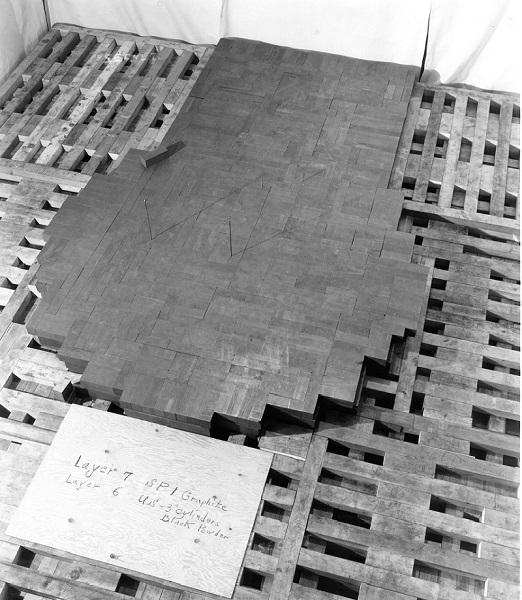 Nuclear reactor graphite block