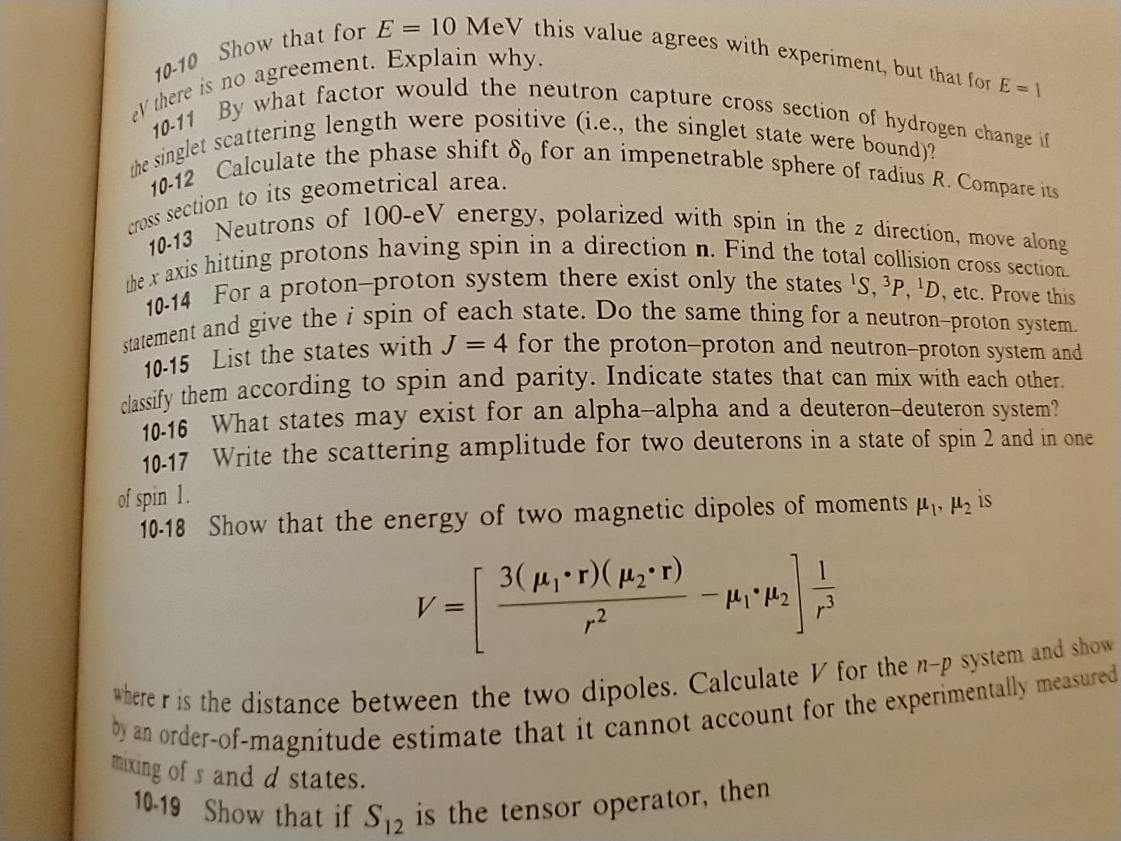 Image of question 10-16