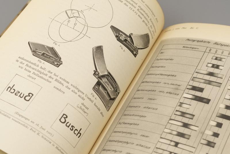 Image of Zeitschrift für wissenschaftliche Photographie und Photochemie