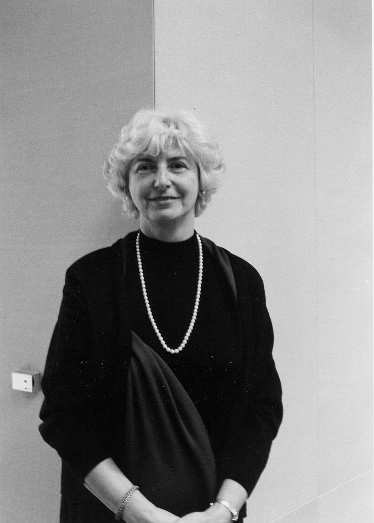 Portrait of Rosa Segrè