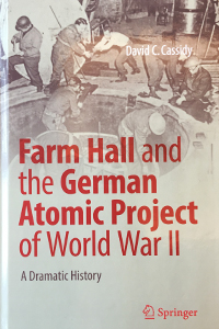 Book Cover of Farm Hall