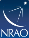 National Radio Astronomy Observatory (NRAO) logo