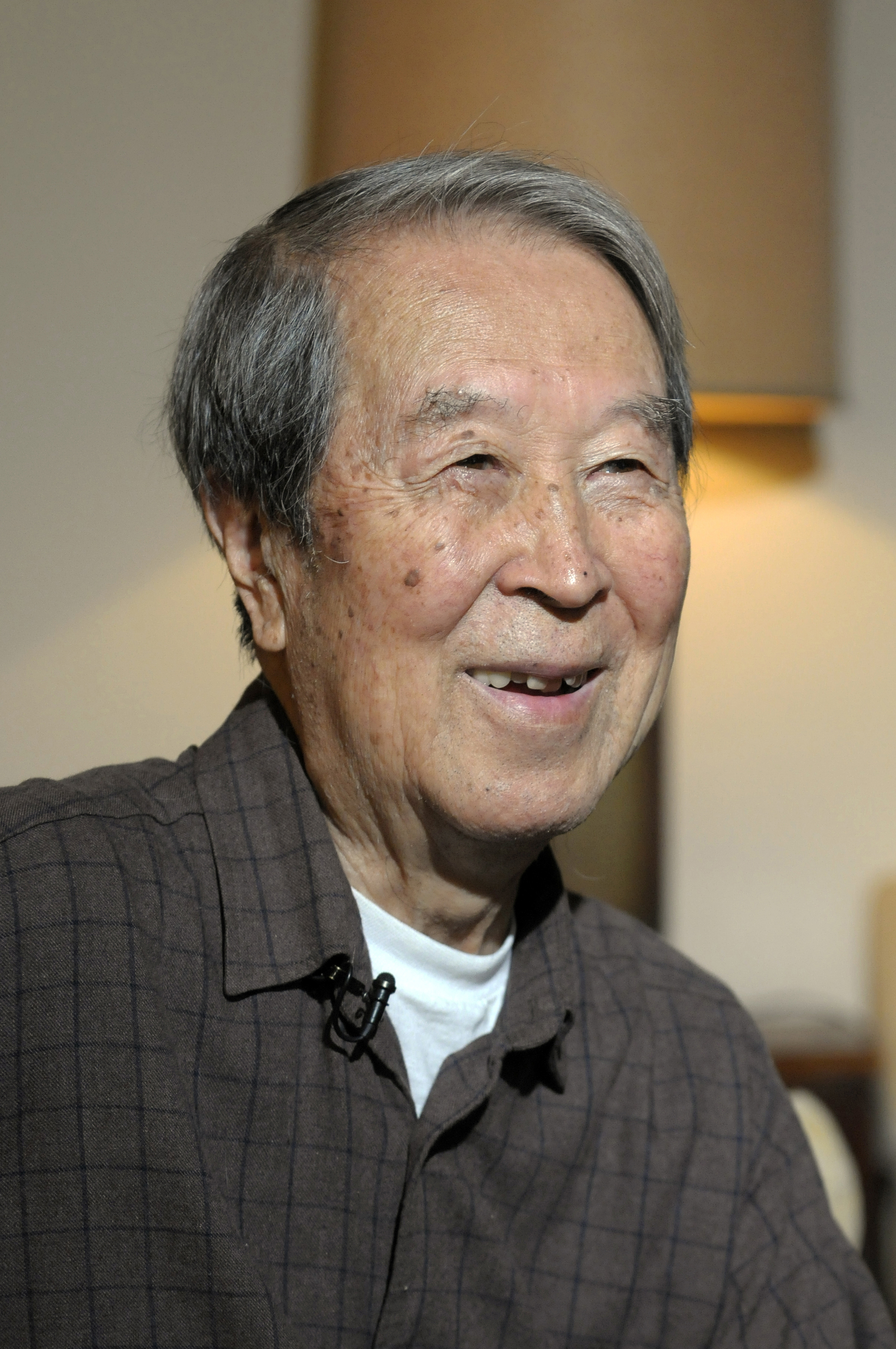 Portrait of Yoichiro Nambu