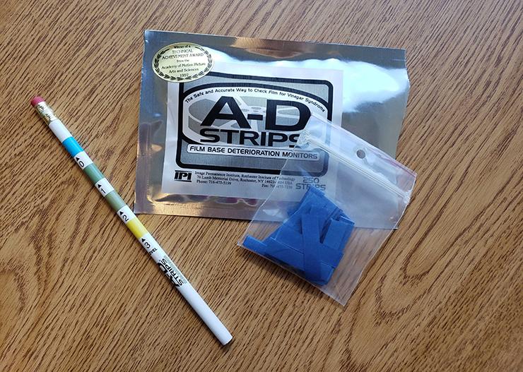 A-D testing kit