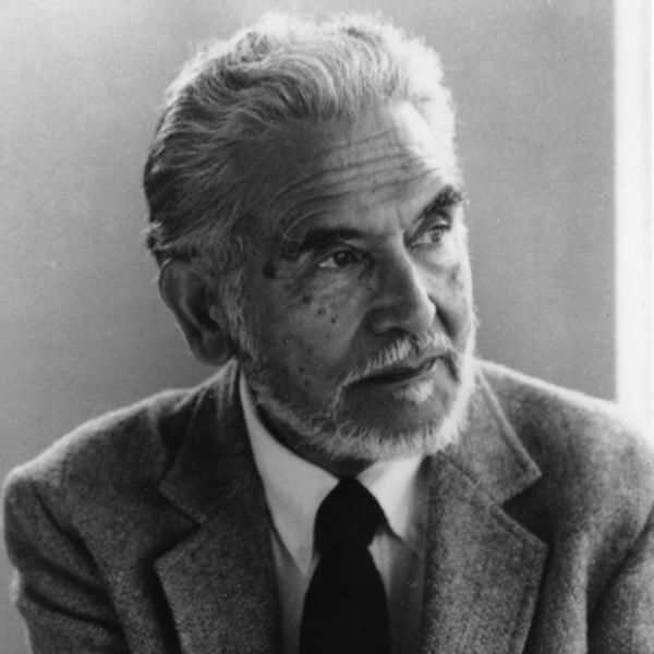 Portrait of Albert Baez