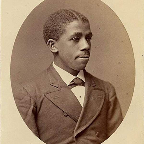 Edward Alexander Bouchet, ca. 1874