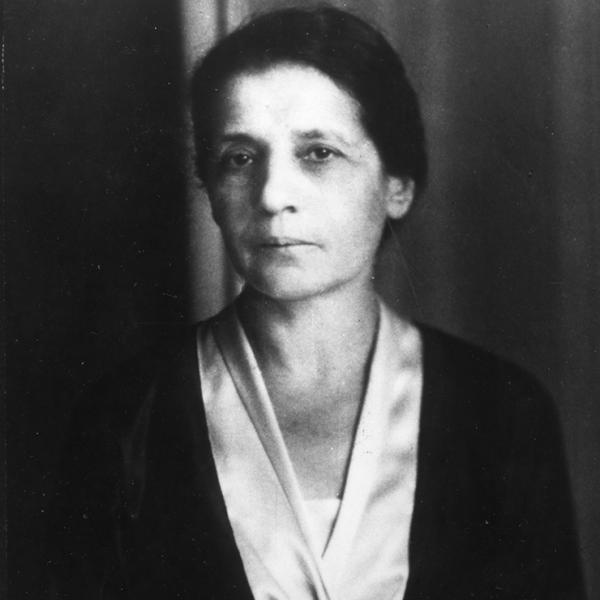 Portrait of Lise Meitner