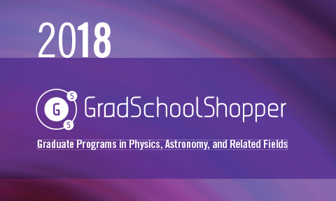 The 2018 GradSchoolShopper directory is now available. Get the book here.