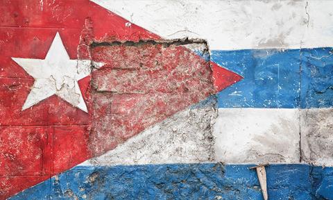 Physics in Cuba