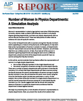 A Simulation Analysis
